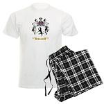 Bracket Men's Light Pajamas