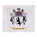 Brachet Throw Blanket