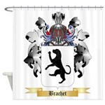 Brachet Shower Curtain