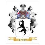 Bracher Small Poster