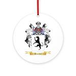 Bracher Ornament (Round)