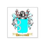 Bracegirdler Square Sticker 3