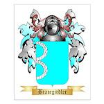 Bracegirdler Small Poster