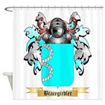 Bracegirdler Shower Curtain