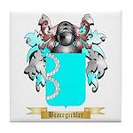 Bracegirdler Tile Coaster