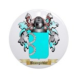 Bracegirdler Ornament (Round)