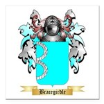 Bracegirdle Square Car Magnet 3
