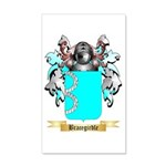 Bracegirdle 20x12 Wall Decal