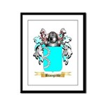 Bracegirdle Framed Panel Print