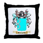 Bracegirdle Throw Pillow