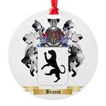 Bracco Round Ornament