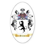 Bracco Sticker (Oval 50 pk)