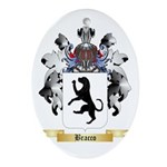 Bracco Ornament (Oval)