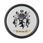 Bracchi Large Wall Clock