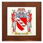 Brabson Framed Tile