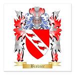 Brabner Square Car Magnet 3