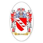 Brabner Sticker (Oval 50 pk)