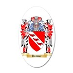 Brabner 20x12 Oval Wall Decal
