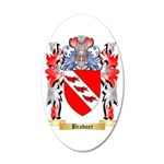 Brabner 35x21 Oval Wall Decal