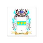 Braben Square Sticker 3