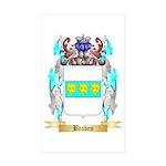 Braben Sticker (Rectangle 50 pk)