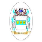 Braben Sticker (Oval 10 pk)
