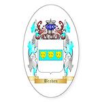 Braben Sticker (Oval 50 pk)