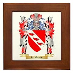 Brabazon Framed Tile