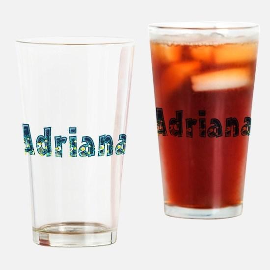 Adriana Under Sea Drinking Glass