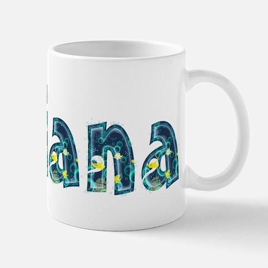 Adriana Under Sea Mug