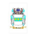Brabant Sticker (Rectangle 10 pk)