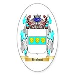 Brabant Sticker (Oval 10 pk)