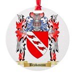 Brabancon Round Ornament