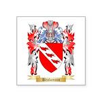 Brabancon Square Sticker 3