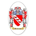 Brabancon Sticker (Oval 10 pk)