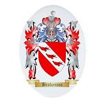 Brabancon Ornament (Oval)