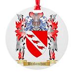 Brabanchon Round Ornament