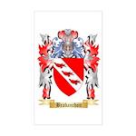 Brabanchon Sticker (Rectangle)