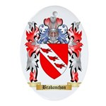 Brabanchon Ornament (Oval)