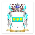 Braban Square Car Magnet 3