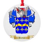 Boyton Round Ornament