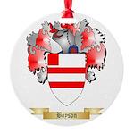 Boyson Round Ornament