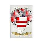 Boyson Rectangle Magnet (100 pack)