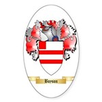 Boyson Sticker (Oval 10 pk)