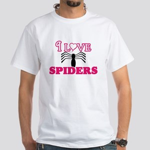 I Love Spiders T-Shirt