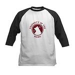 Manx Kids Baseball Jersey