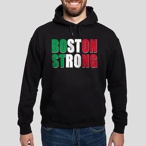 Italian Boston Pride Hoodie (dark)