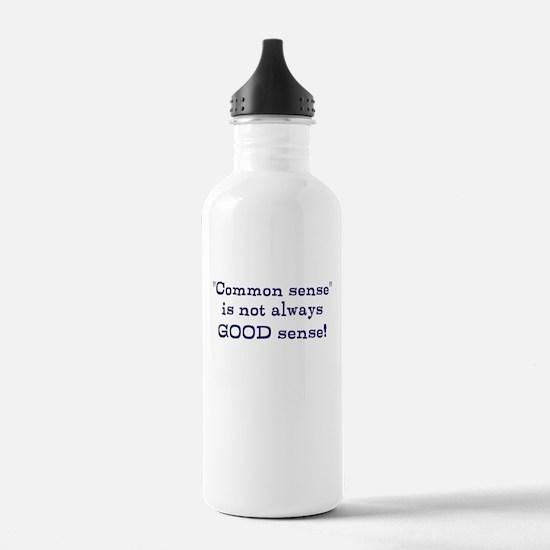 """""""Common"""" Vs. """"Good"""" Water Bottle"""