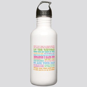 Momisms Stainless Water Bottle 1.0L