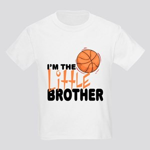 Little Brother Basketball T-Shirt
